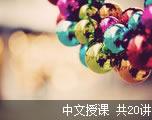 台湾英语名师谢孟媛中级文法篇(四)(中文授课)