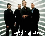 Coldplay乐队经典歌曲集锦(中英文字幕)