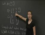 矩阵乘法练习